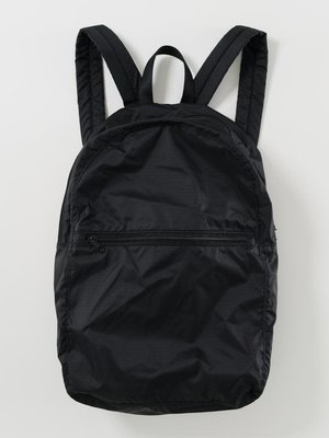 Baggu Packable Backpack - Black