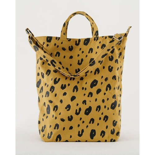 Baggu Duck Canvas Bag - Leopard