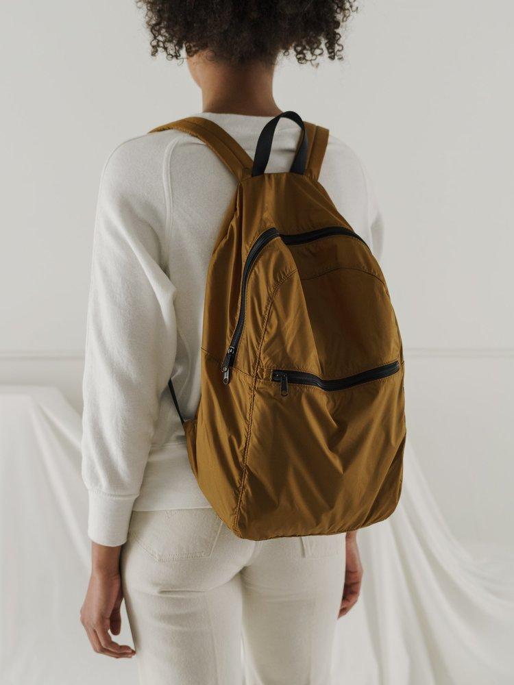 Baggu Baggu Packable Backpack - Bronze