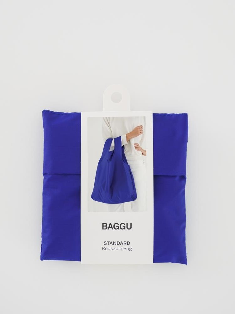 Baggu Baggu Standard Reusable Bag - Cobalt