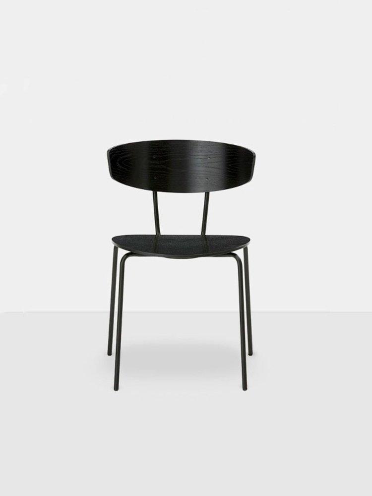 ferm LIVING ferm LIVING Herman Chair - Black Legs