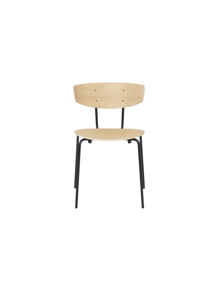 ferm LIVING ferm LIVING Herman Chair - Black Legs