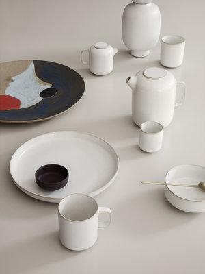 ferm LIVING Ferm Living Sekki Mug - White/Cream