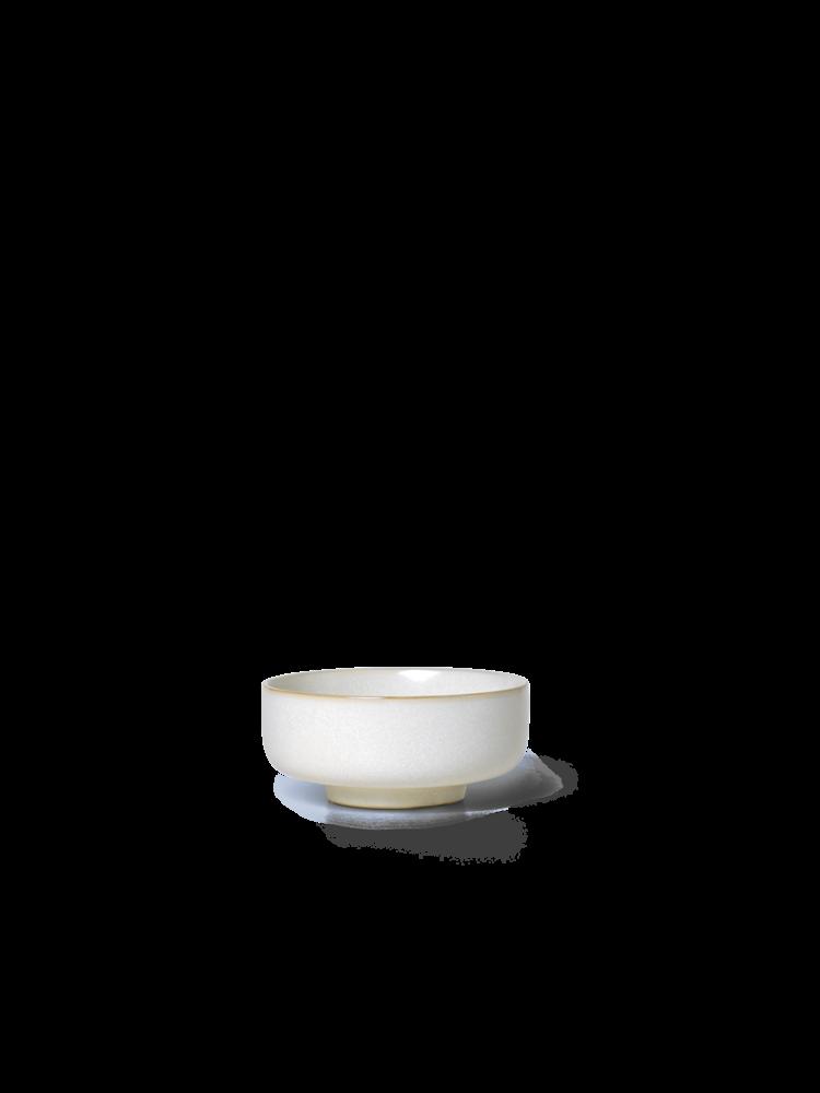 ferm LIVING Ferm Living Sekki Bowl - White/Cream - Small