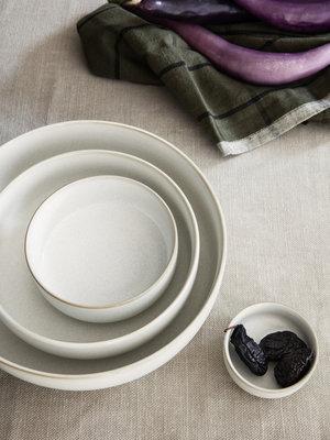 ferm LIVING Ferm Living Sekki Bowl - White - Medium
