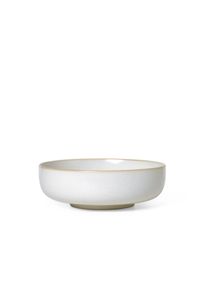 ferm LIVING Ferm Living Sekki Bowl - White - Large