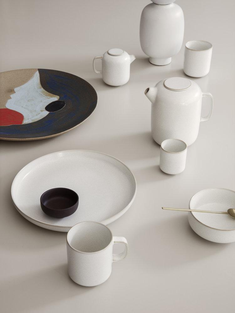 ferm LIVING Ferm Living Sekki Coffee Pot - White