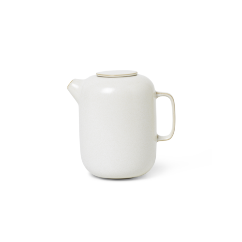 ferm LIVING Sekki Coffee Pot - White/Cream