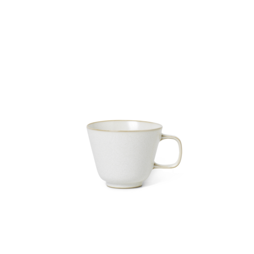 ferm LIVING Sekki Coffee Dripper - White/Cream