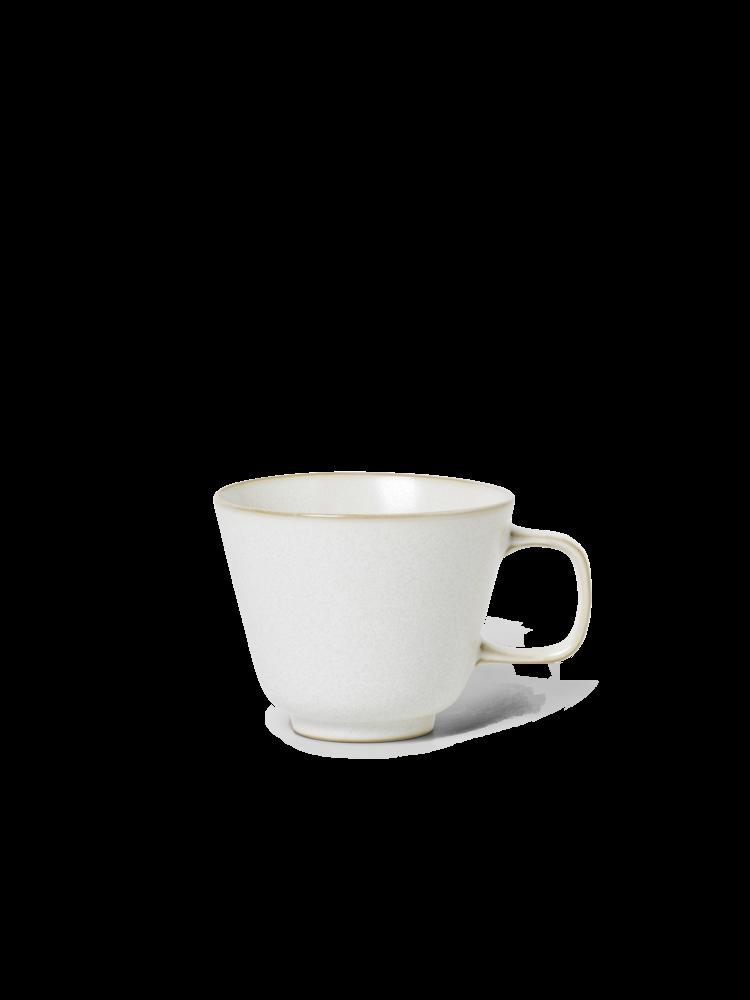ferm LIVING Ferm Living Sekki Coffee Dripper - White/Cream