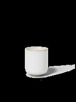 ferm LIVING Sekki Cup - White/Cream - Large