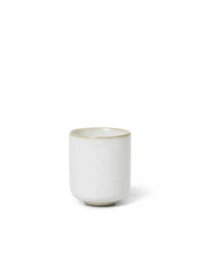 ferm LIVING Ferm Living Sekki Cup - White/Cream - Large