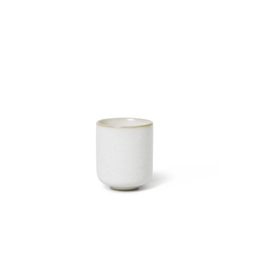 ferm LIVING Sekki Cup - White/Cream - Large
