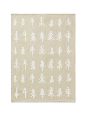 ferm LIVING ferm LIVING Christmas Tea Towel - Sand