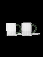 ferm LIVING Still Mugs (Set of 2)
