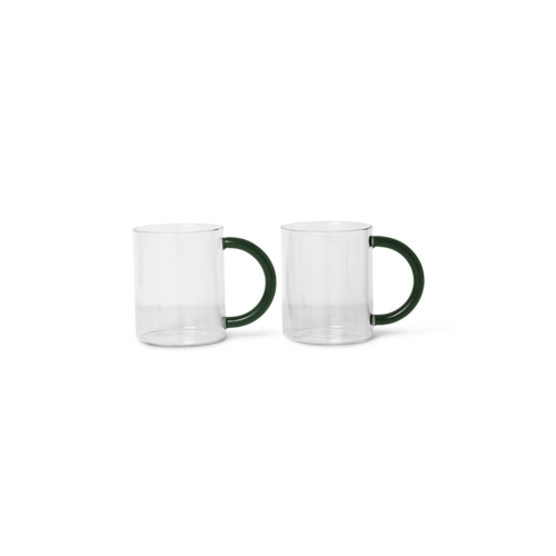 ferm LIVING Still Mugs (Set of 2)