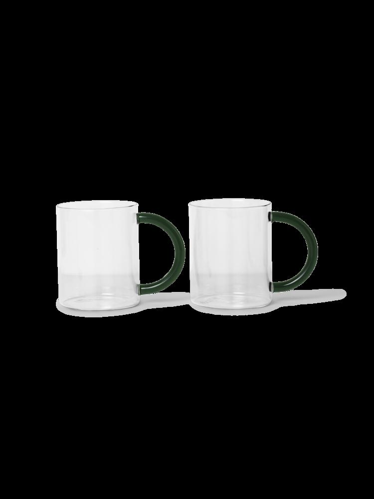 ferm LIVING ferm LIVING Still Mugs (Set of 2)