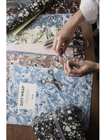ferm LIVING Marbling Gift Wrapping Book