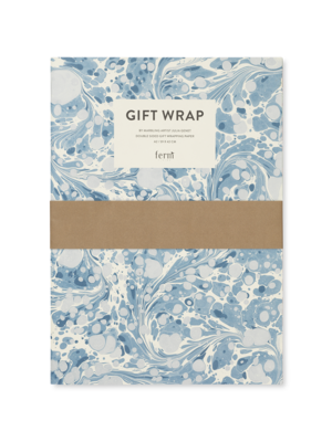 ferm LIVING Ferm Living Marbling Gift Wrapping Book