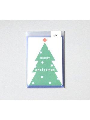 Ola OLA jr Greeting Card Christmas Tree Pack of 6