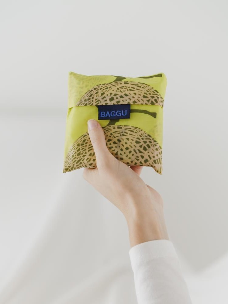 Baggu Baggu Standard Reusable Bag - Yubari Melon