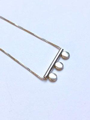 Lima Lima Three Dots Necklace