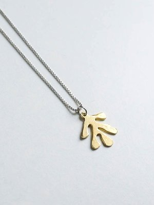 Lima Lima Leaf Necklace