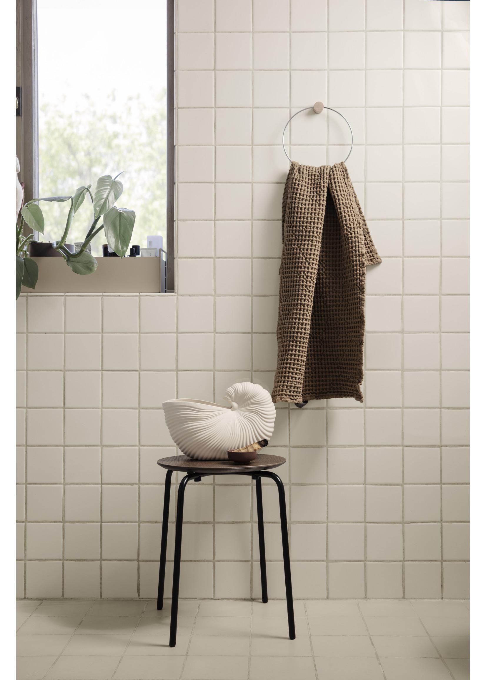 ferm LIVING ferm LIVING Towel Hanger - Chrome