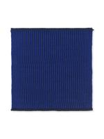 ferm LIVING Twofold Organic Cotton Dishcloth  - Dark Blue