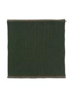 ferm LIVING Twofold Organic Cotton Dishcloth  - Green