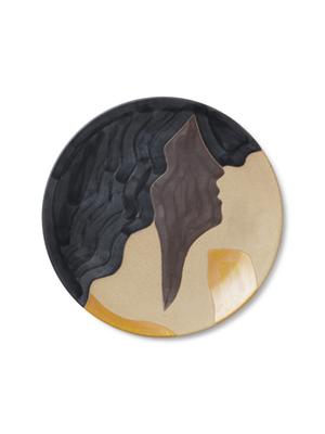 ferm LIVING Ceramic Platter - Aya