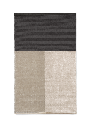 ferm LIVING Pile Bathroom Mat - Grey
