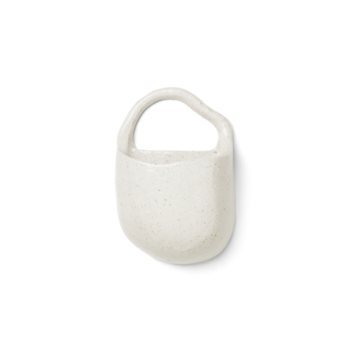ferm LIVING Speckle Wall Pocket - Off-White