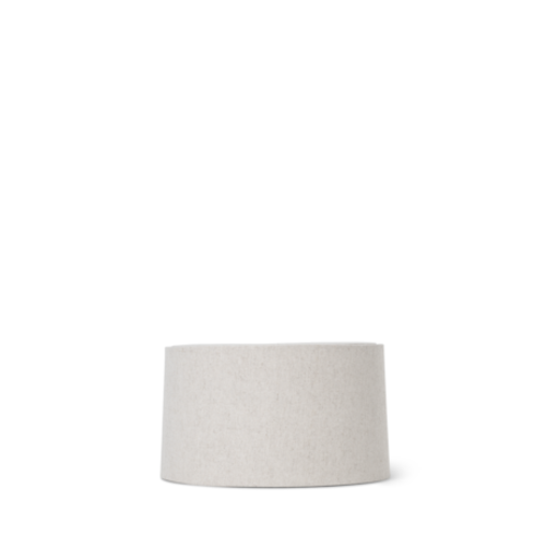 ferm LIVING Hebe Lamp Shade Short - Natural
