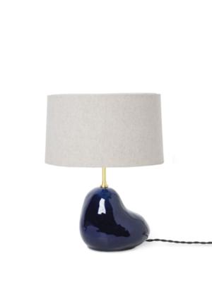 ferm LIVING ferm LIVING Hebe Lamp Base - Small - Deep Blue