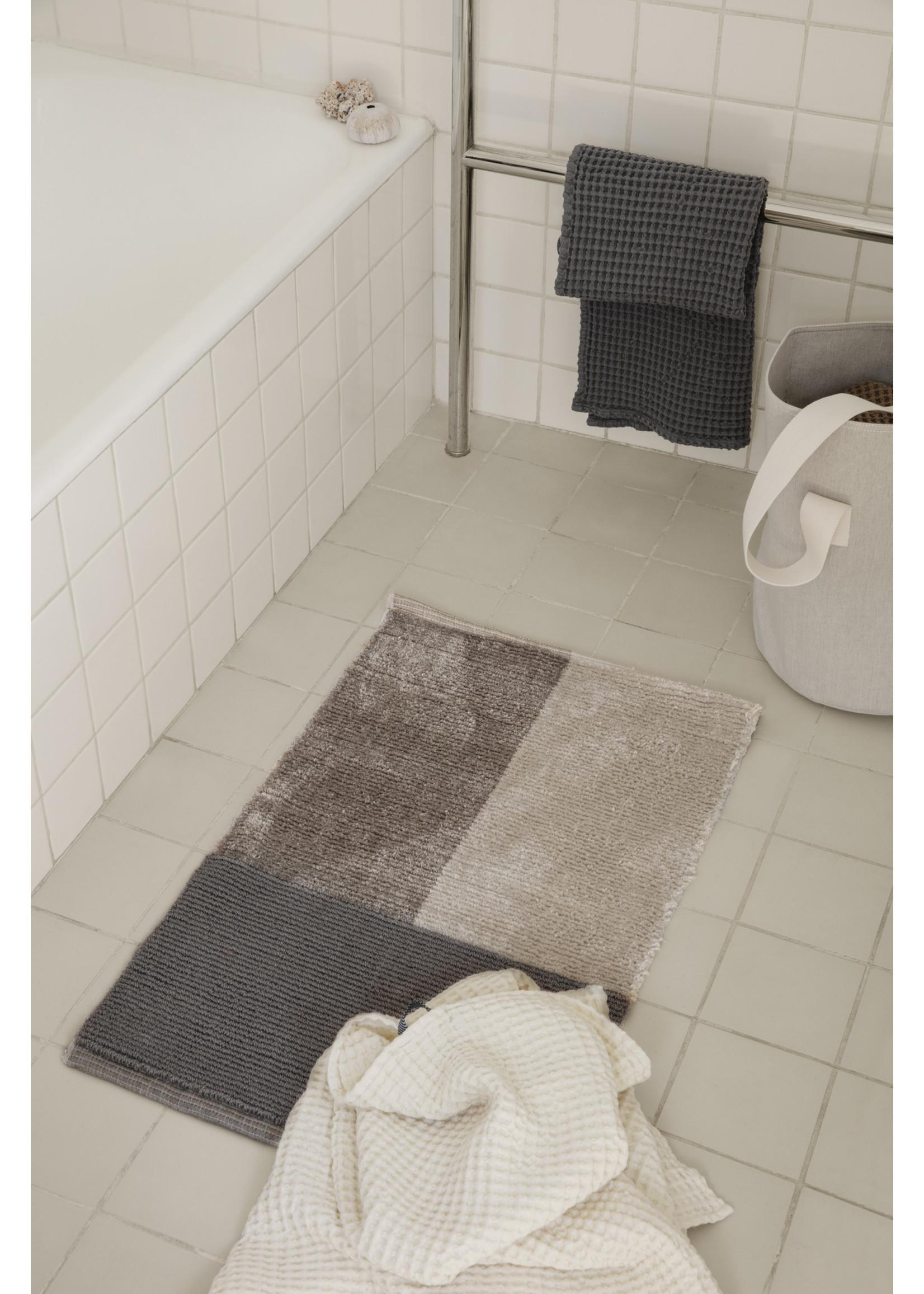 ferm LIVING ferm LIVING Pile Bathroom Mat - Grey