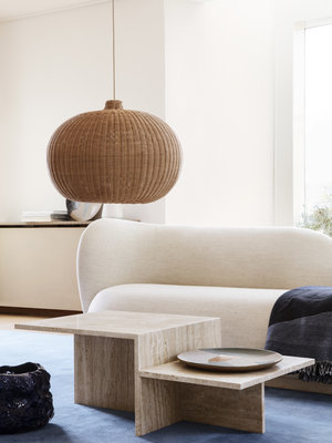 ferm LIVING ferm LIVING Braided Belly Lampshade