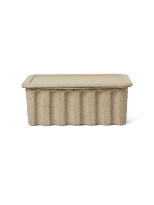 ferm LIVING Paper Pulp Box large - set of 2