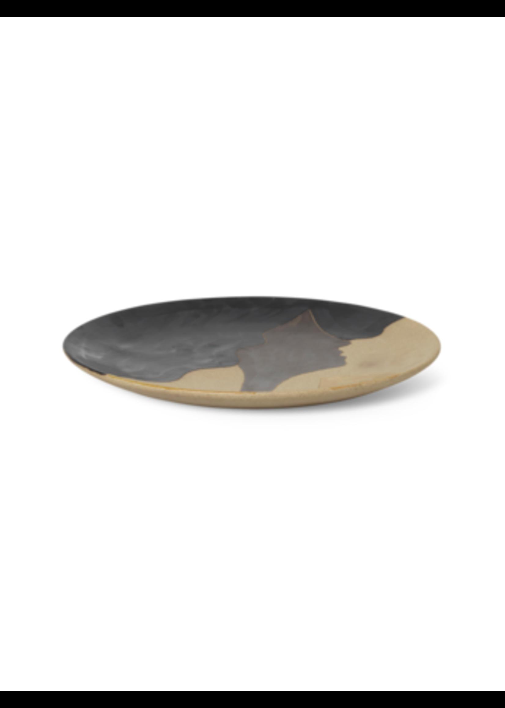 ferm LIVING ferm LIVING Ceramic Platter - Aya