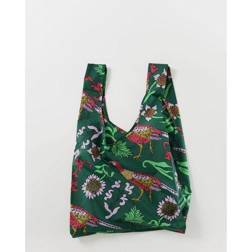 Baggu Standard Reusable Bag - Green Pheasant