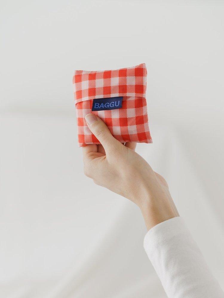Baggu Baggu Baby Baggu Reusable Bag - Red Gingham