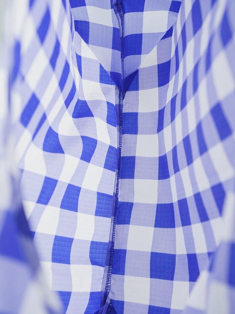 Baggu Baggu Standard Reusable Bag - Big Check Blue