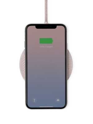 Native Union Native Union Drop Wireless Charger - Rose