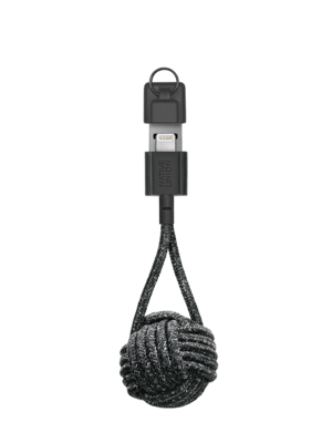 Native Union Native Union Key Cable - Lightning - USB - Cosmos