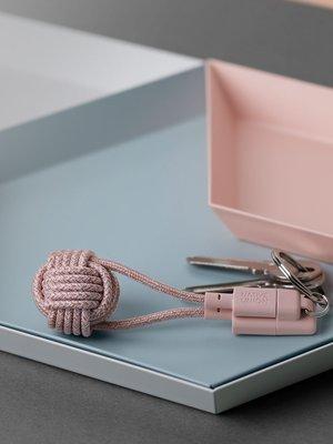 Native Union Native Union Key Cable - Lightning - USB - Rose