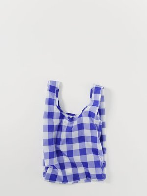 Baggu Baby Baggu Reusable Bag - Big Check Blue