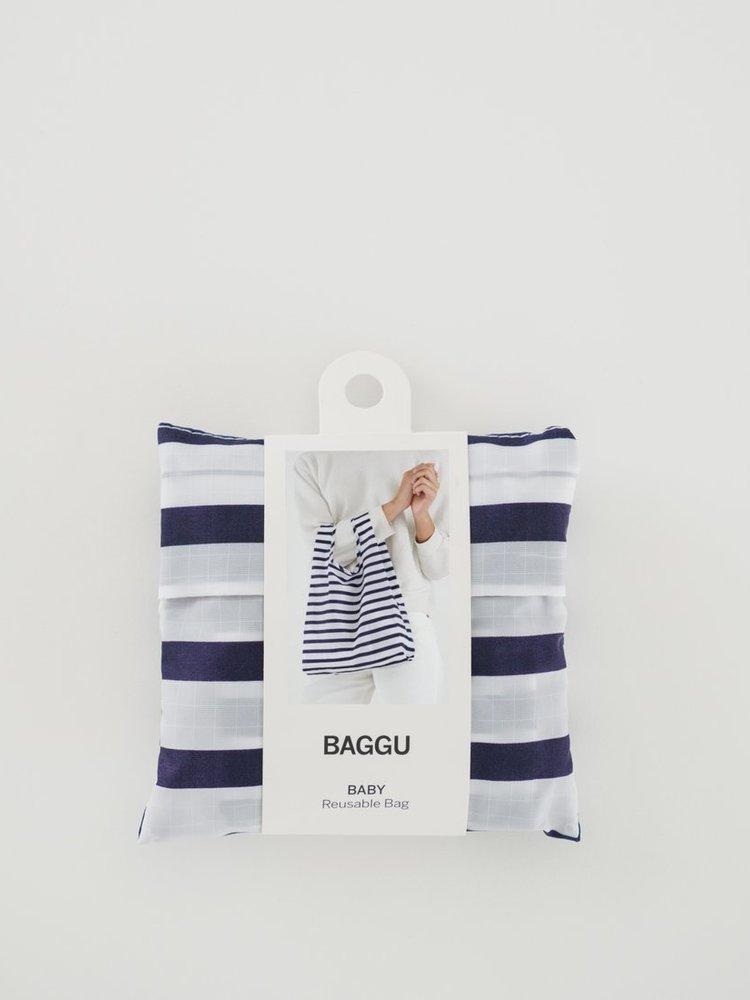 Baggu Baggu Baby Baggu Reusable Bag - Sailor Stripe
