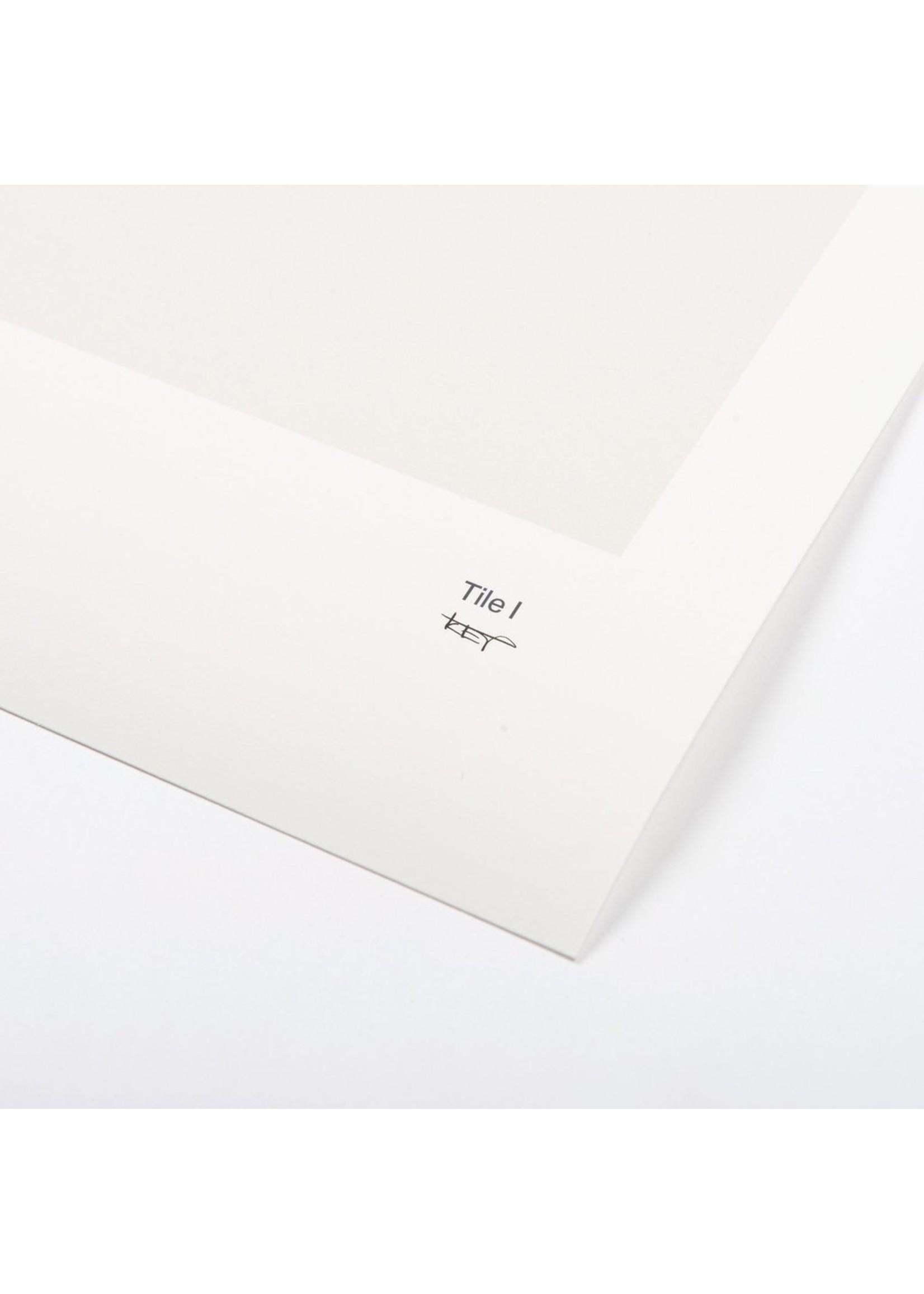 Tom Pigeon Tom Pigeon Tile 1 Print - A3
