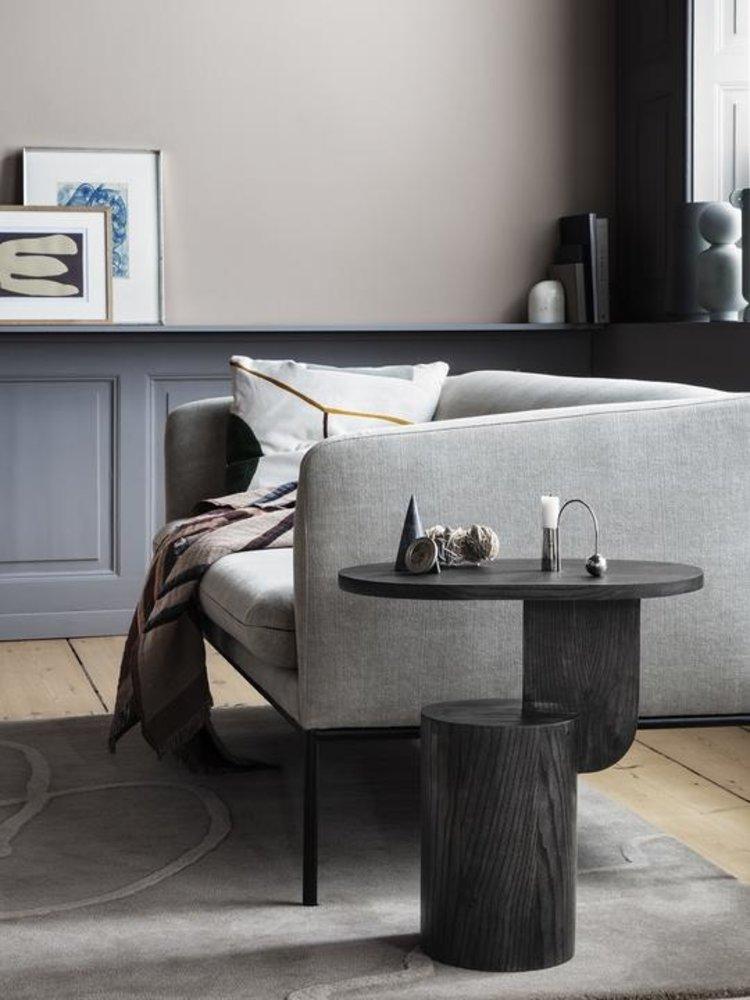 ferm LIVING ferm LIVING Insert Side Table - Black stained