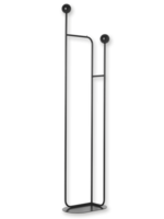 ferm LIVING Pujo Coat Stand - Black